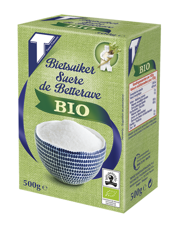 Sucre Betteraves Bio 500G